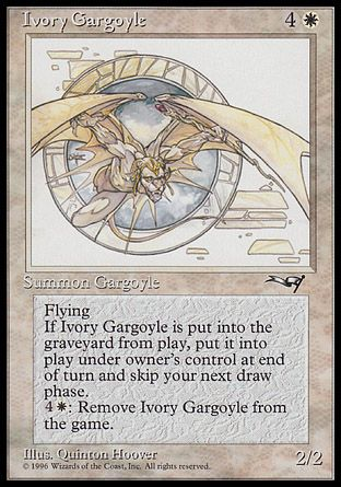 Ivory Gargoyle, Alliances