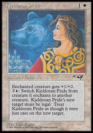 Kjeldoran Pride, Alliances