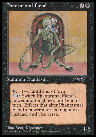 Phantasmal Fiend, Alliances