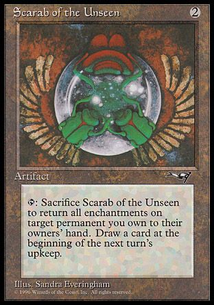 Scarab of the Unseen, Alliances