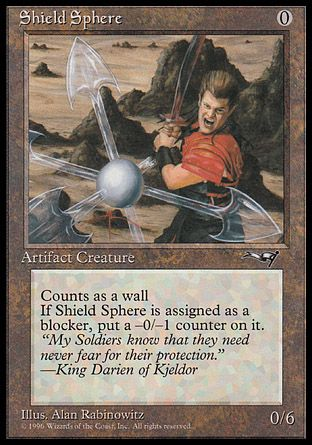Shield Sphere, Alliances