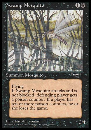 Swamp Mosquito, Alliances