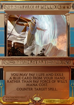 Force of Will, Amonkhet Invocations