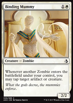 Binding Mummy, Amonkhet