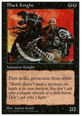 Black Knight, Anthologies