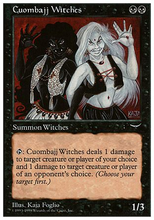 Cuombajj Witches, Anthologies