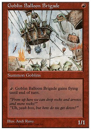 Goblin Balloon Brigade, Anthologies