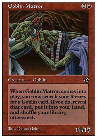 Goblin Matron, Anthologies