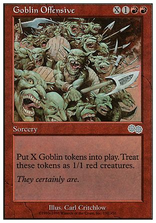 Goblin Offensive, Anthologies