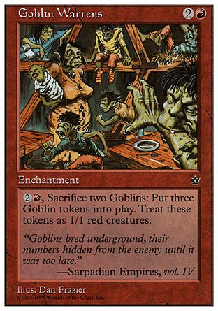 Goblin Warrens, Anthologies