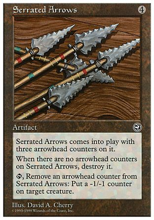 Serrated Arrows, Anthologies