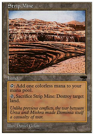 Strip Mine, Anthologies