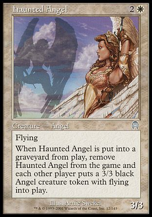 Haunted Angel, Apocalypse