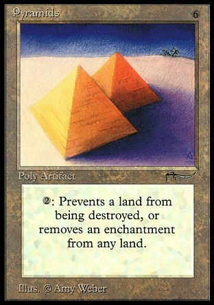 Pyramids, Arabian Nights