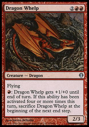 Dragon Whelp, Archenemy