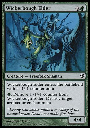 Wickerbough Elder, Archenemy