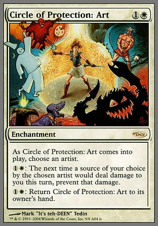 Circle of Protection: Art, Arena League