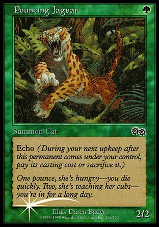 Pouncing Jaguar, Arena League