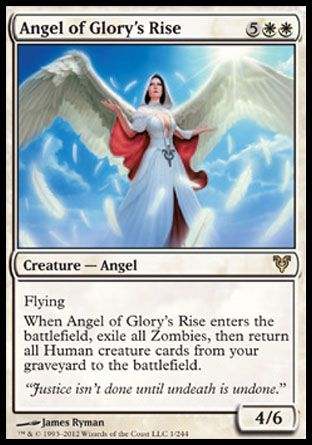 Angel of Glory's Rise, Avacyn Restored