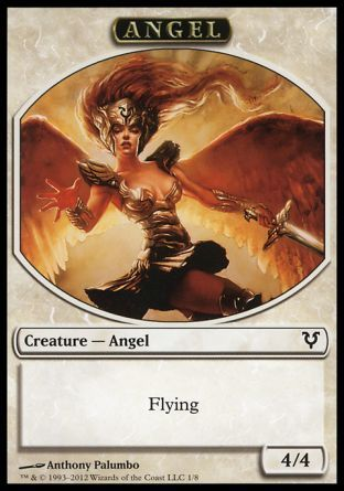 Angel token, Avacyn Restored