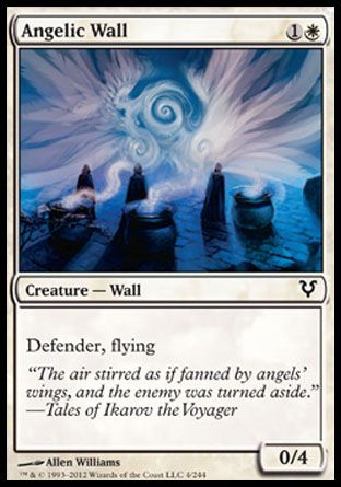 Angelic Wall, Avacyn Restored