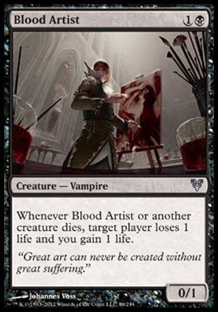 Blood Artist, Avacyn Restored