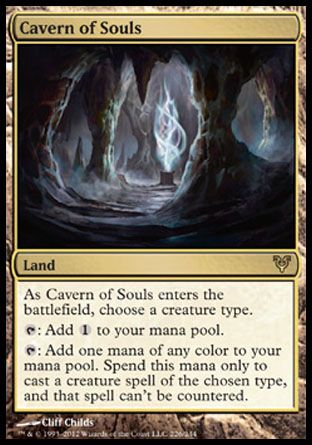 Cavern of Souls, Avacyn Restored
