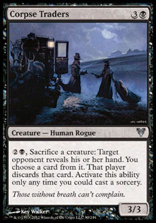 Corpse Traders, Avacyn Restored