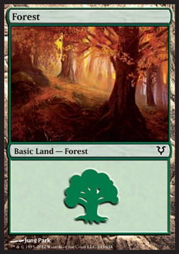 Forest, Avacyn Restored