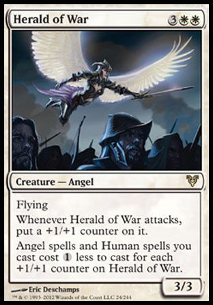 Herald of War, Avacyn Restored