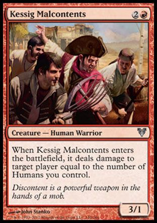 Kessig Malcontents, Avacyn Restored