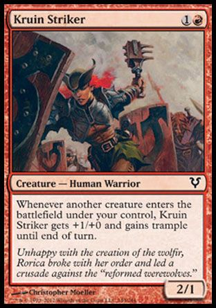 Kruin Striker, Avacyn Restored