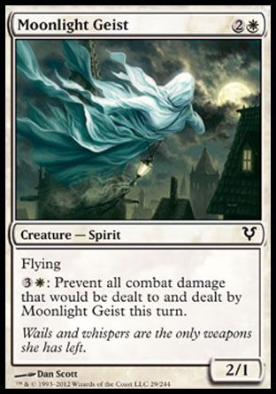 Moonlight Geist, Avacyn Restored