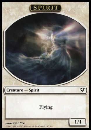 Spirit token, Avacyn Restored