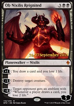 Ob Nixilis Reignited, Battle for Zendikar Promos