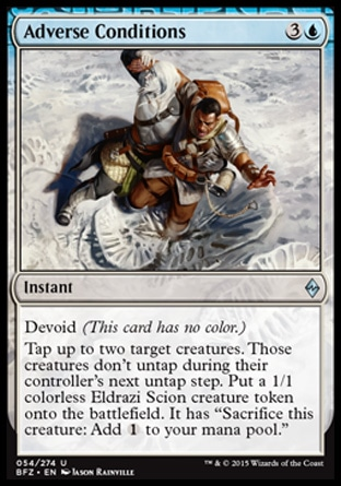 Adverse Conditions, Battle for Zendikar