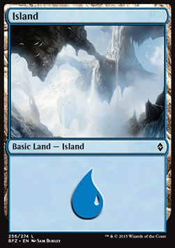 Island, Battle for Zendikar