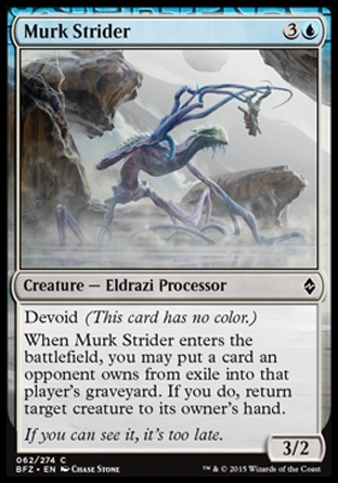 Murk Strider, Battle for Zendikar