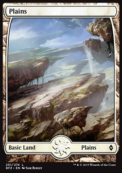 Plains, Battle for Zendikar