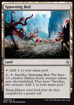 Spawning Bed, Battle for Zendikar