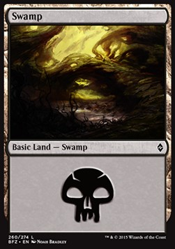 Swamp, Battle for Zendikar