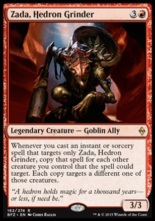 Zada, Hedron Grinder, Battle for Zendikar