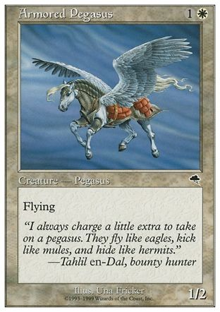 Armored Pegasus, Battle Royale