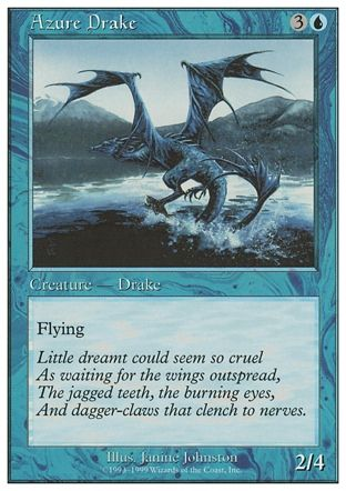 Azure Drake, Battle Royale
