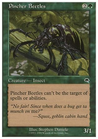 Pincher Beetles, Battle Royale