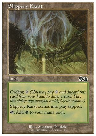 Slippery Karst, Battle Royale