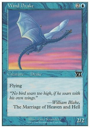 Wind Drake, Battle Royale