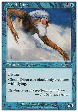 Cloud Djinn, Beatdown