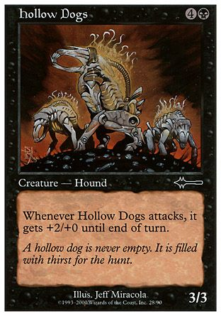 Hollow Dogs, Beatdown