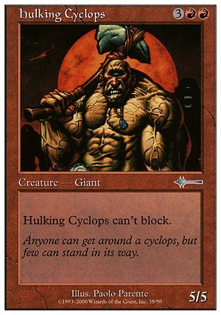 Hulking Cyclops, Beatdown